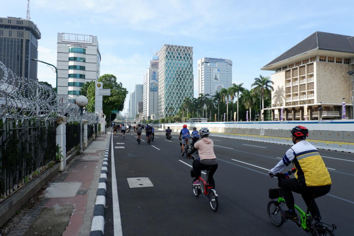 Rekomendasi Tempat Aman dan Aturan Bersepeda di Perkotaan yang Wajib Diketahui