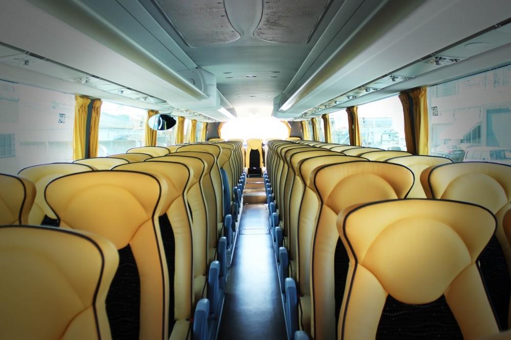 Hebat! Bus Buatan Ungaran Diekspor ke Fiji