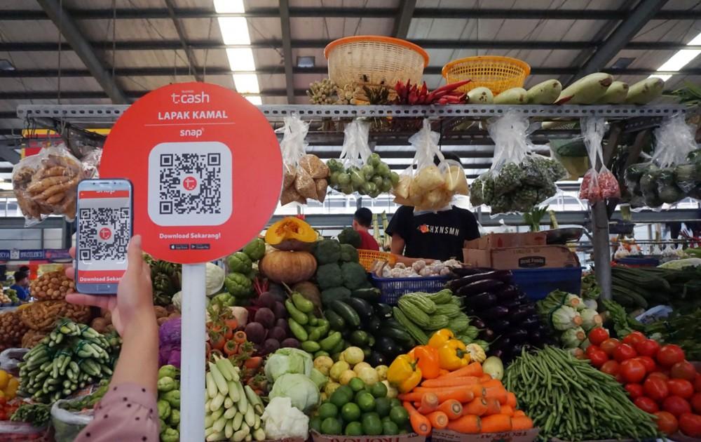 Yogyakarta Terapkan QR Code di Seluruh Pasar Tradisional Tahun 2019