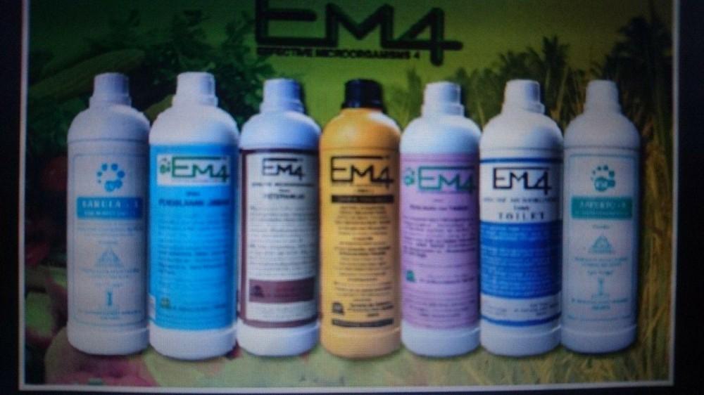 cuman siapkan 8 hal ini anda bisa membuat EM4 seribu manfaat