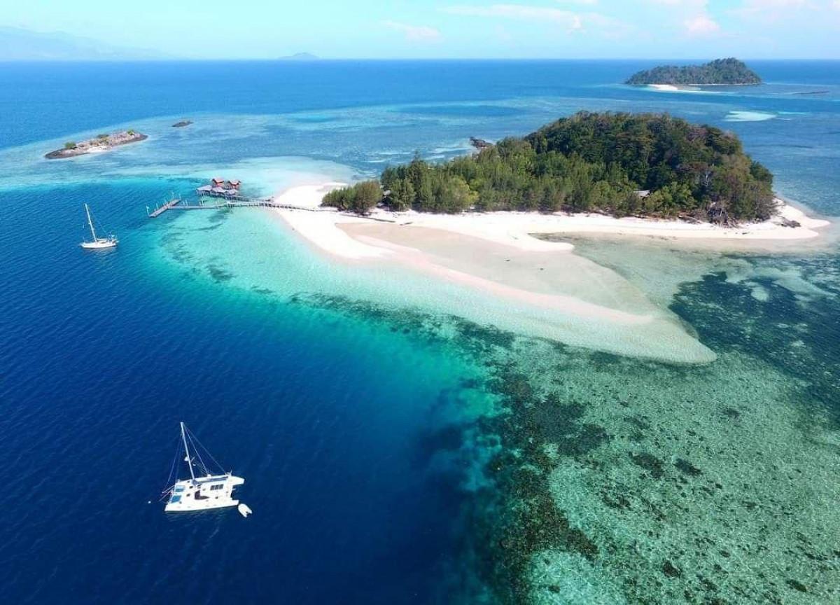 Pulau Saronde dan Keindahan Tempat Berlibur yang Wajib Dikunjungi