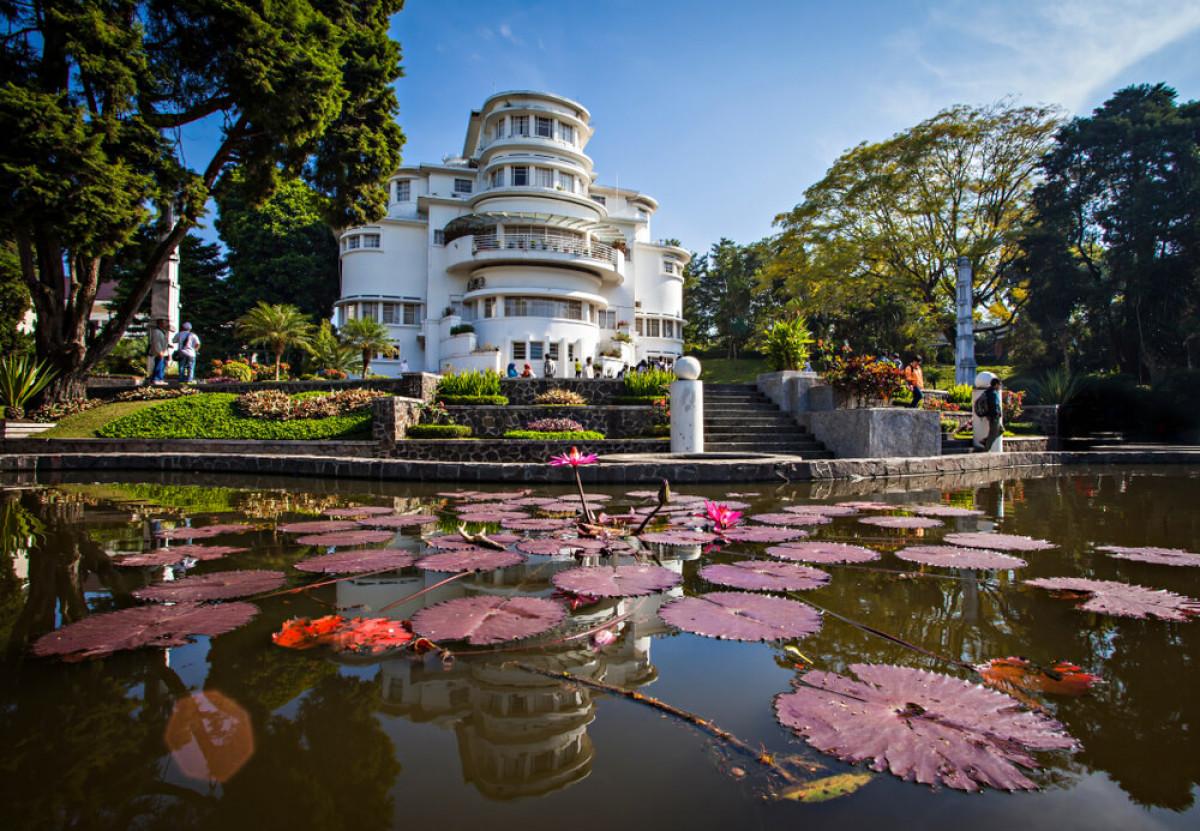 Bandung, Kota dengan Julukan Mutiara Art Deco Terbesar Dunia
