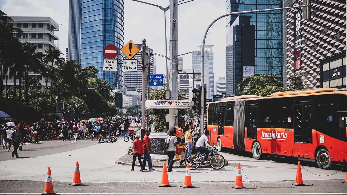 Jakarta Ternyata Punya Inovasi Sistem Transportasi Terbaik di Dunia