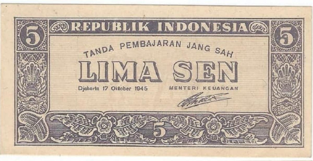 Kisah Lahirnya Oeang Repoeblik Indonesia yang Berasal dari Pabrik Sangrai Kopi