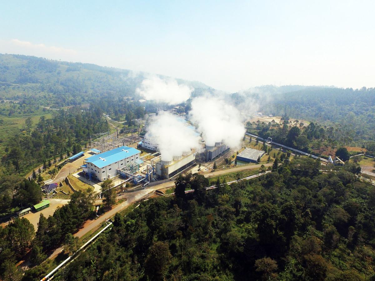 Melimpah Ruah Energi Panas Bumi Indonesia, Jadi Nomor 2 Terbesar di Dunia