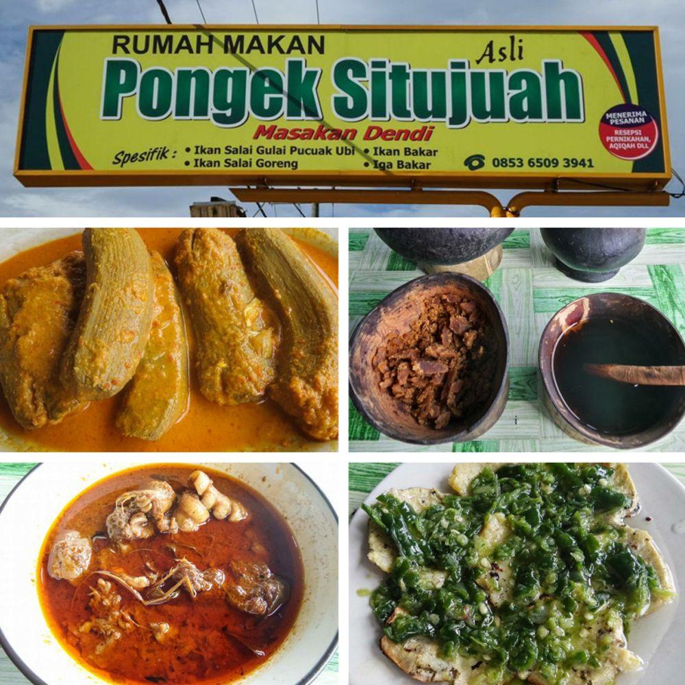 """""""Nasi Padang itu, Bercita Rasa Asli Pongek Situjuah"""""""