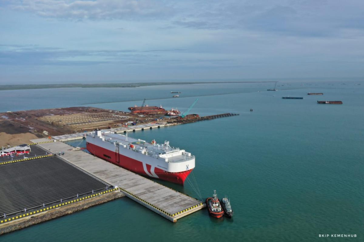 Resmi Beroperasi, Pelabuhan Patimban Siap Genjot Ekspor di Masa Depan
