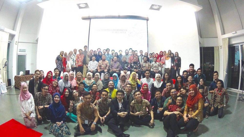 Kongres Persatuan Pelajar Indonesia ke-18 di Malaysia Gemakan Semangat Sumpah Pemuda