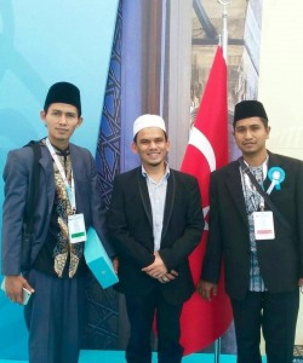 Kembali, Indonesia Juara MTQ Internasional di Turki