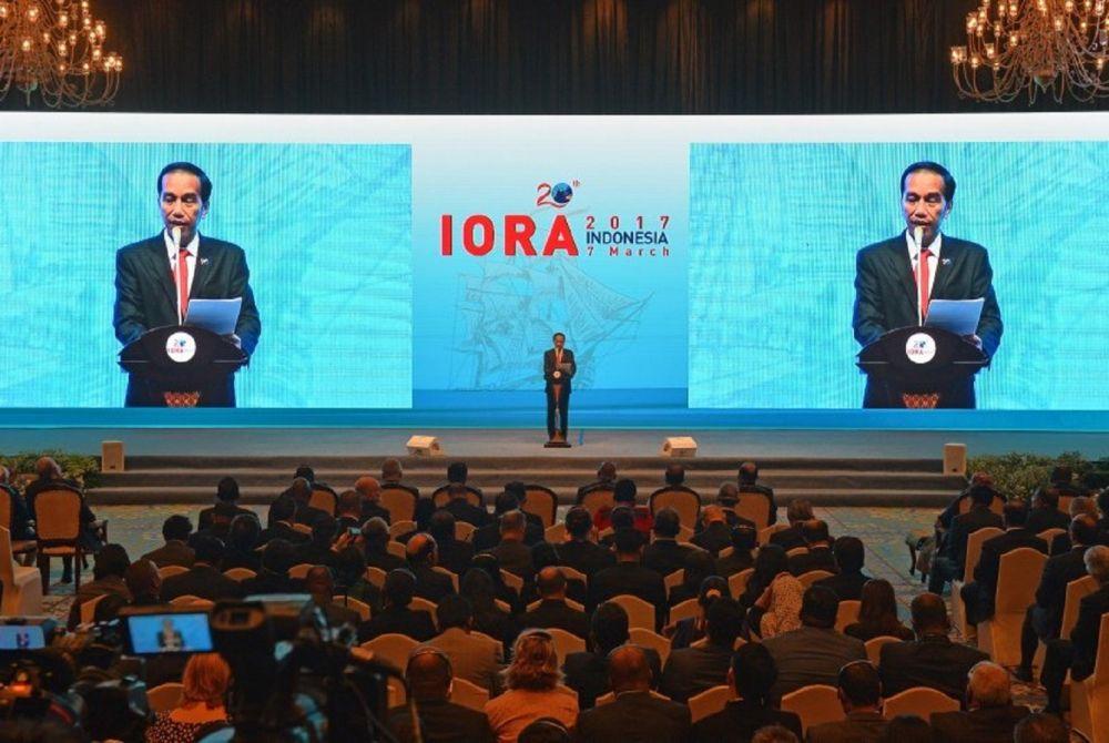 Arti KTT IORA bagi Indonesia
