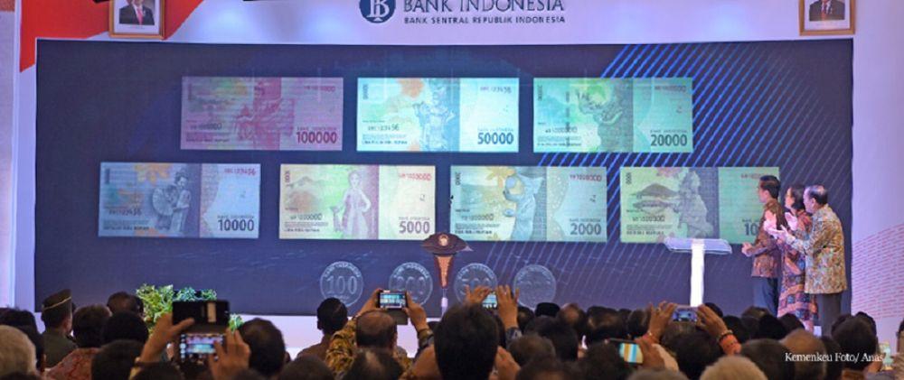 Pengaman Mata Uang Rupiah Adalah Salah Satu yang Terbaik di Dunia