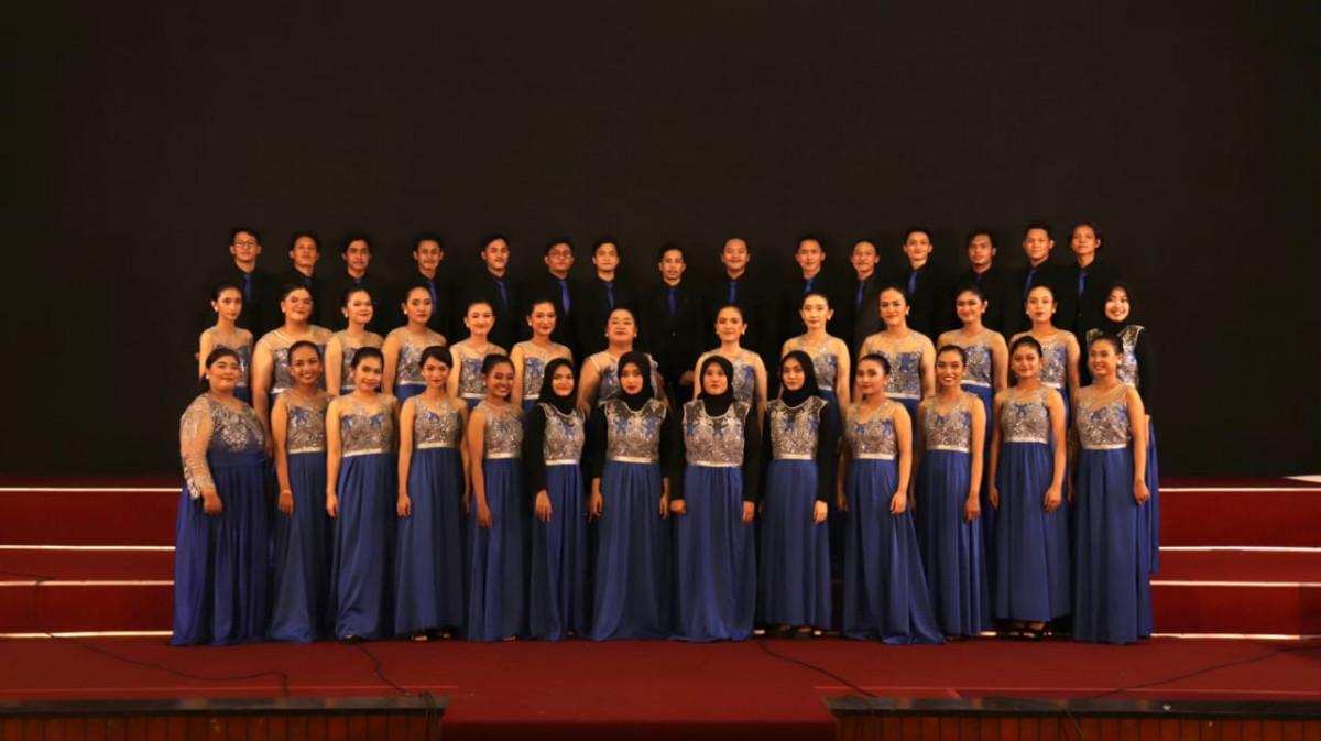 Bangganya Indonesia Punya Paduan Suara Mahasiswa UGM dengan Segudang Prestasi