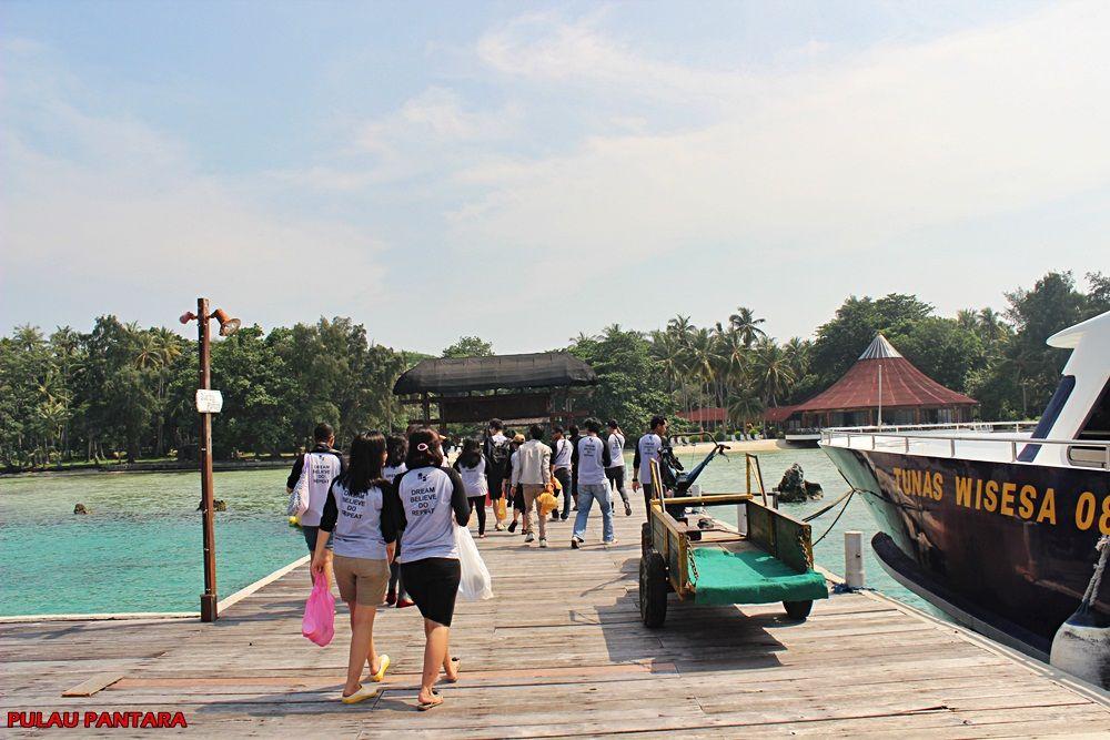 Pulau Pantara Resort - Wisata Kepulauan Seribu