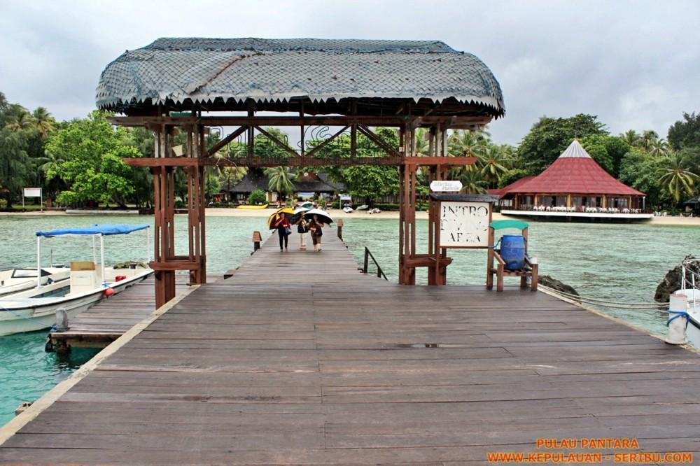 Pulau Pantara Resort   Wisata Yang Terjauh Dari Pulau-Pulau Yang Ada Di Kepulauan Seribu