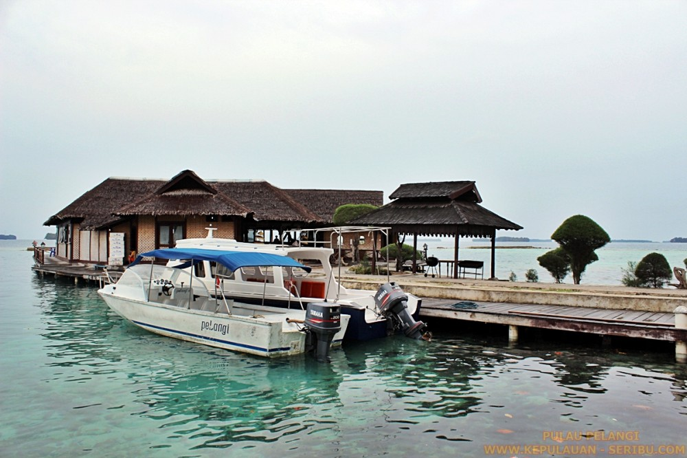 Pulau Pelangi | Wisata Keluarga Yang Berada Di Kepulauan Seribu