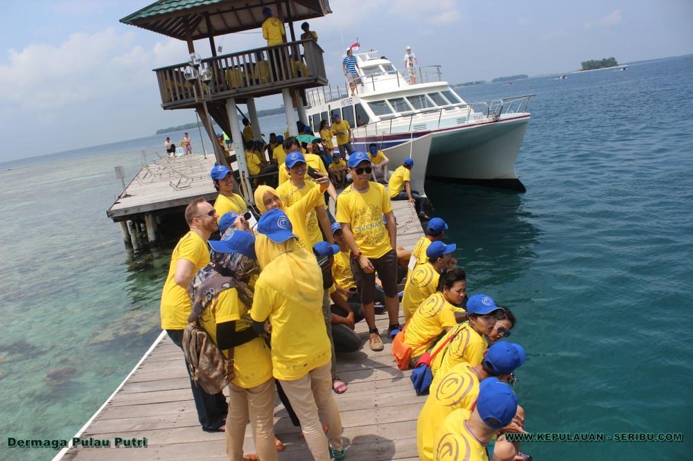 Fasilitas Terbaik dari Pulau Seribu