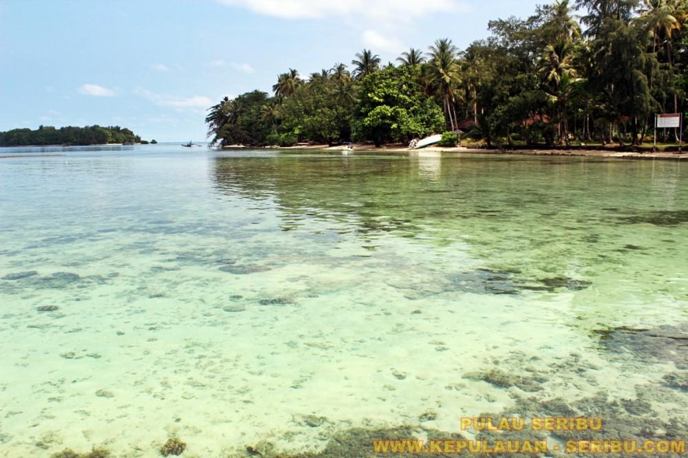 Pulau Seribu Memiliki Tempat Wisata Pulau-Pulau Yang Indah dan Cantik