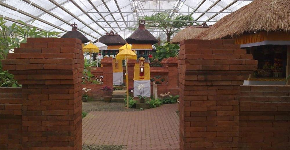 Taman Bali Cikal Bakal Berdirinya Pura di Berlin
