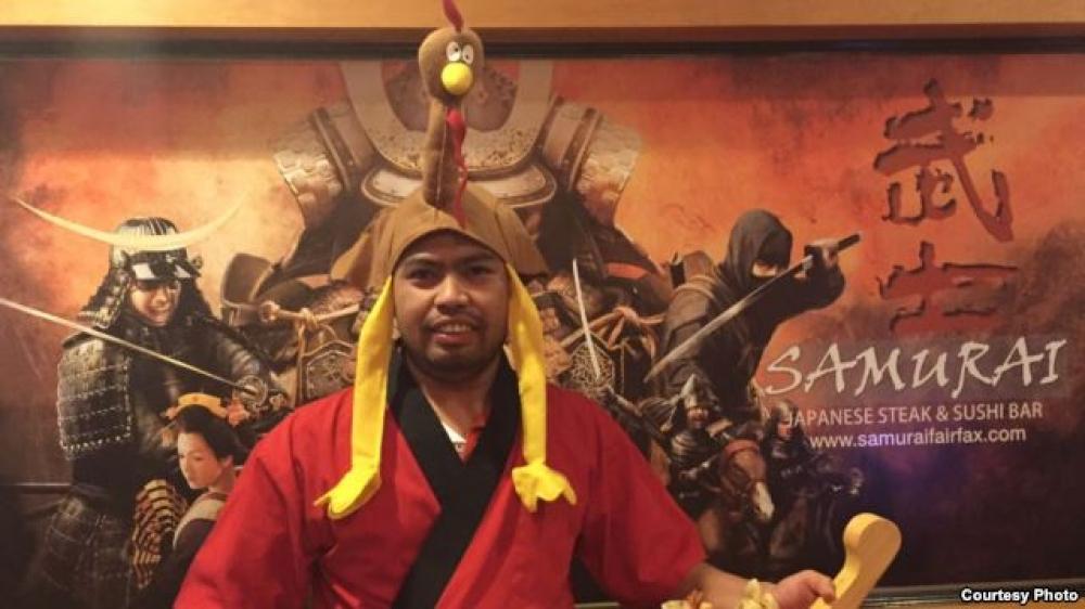 Perjalanan Panjang Chef Sushi Asal Malang di Amerika