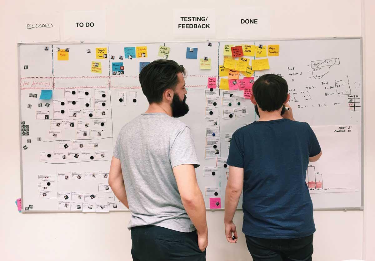 """Membangun Pola Pikir """"Agile"""" Dalam Tim"""