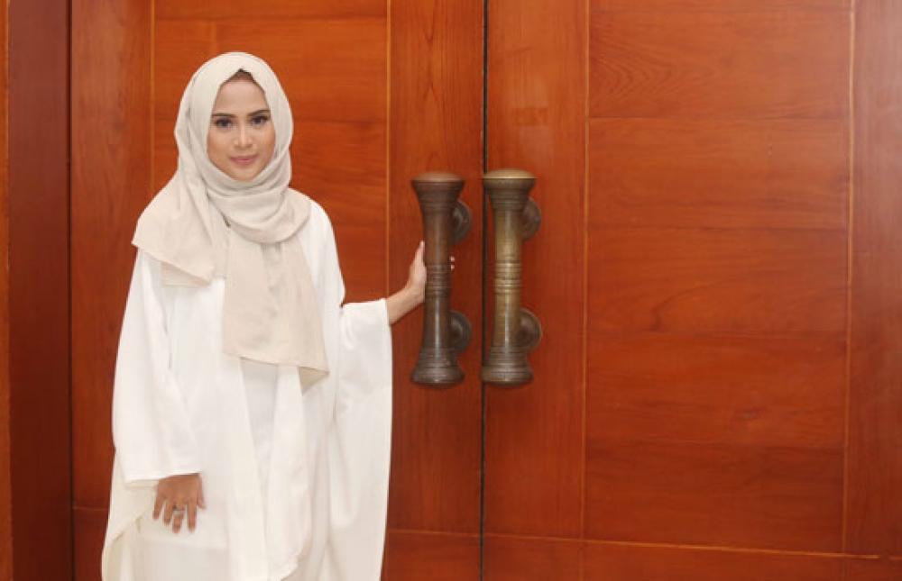 Lewat Hijab, Indonesia Tampil di Ajang Fesyen Internasional