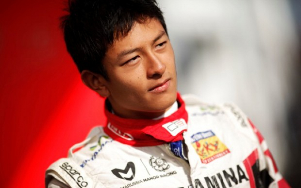 Rio Haryanto Heading for GP2!