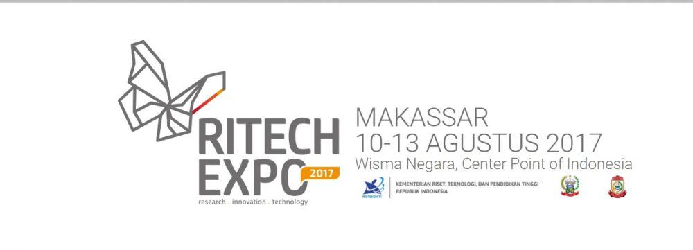 Ritech Expo 2017 : Hadirkan Inovasi Terkini Karya Anak Bangsa