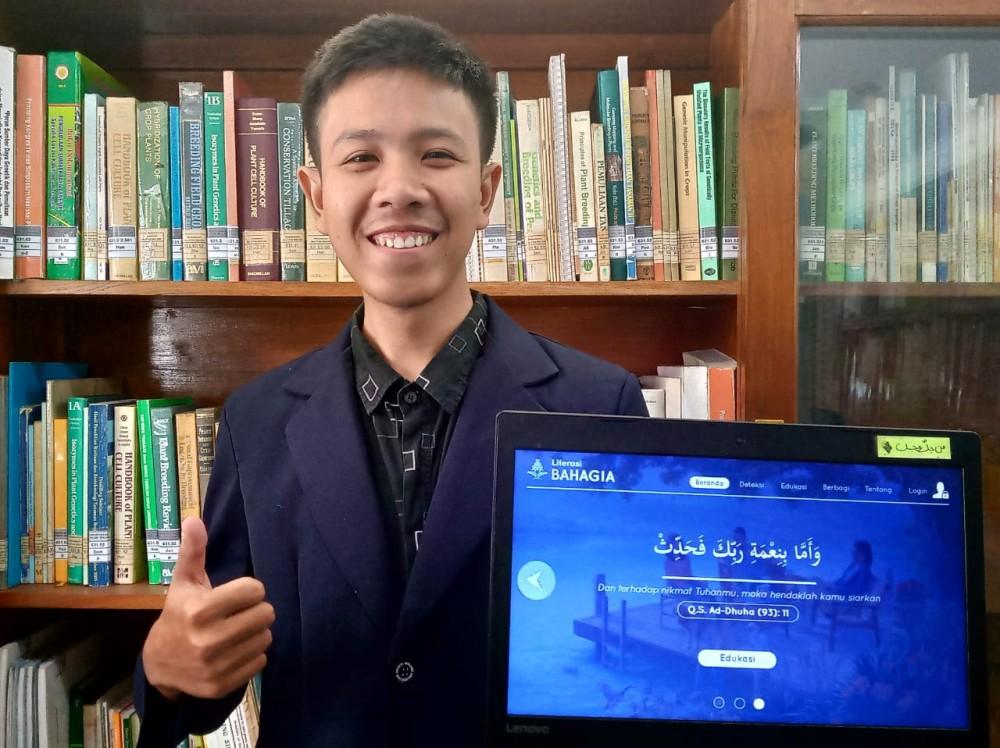 Literasi Bahagia: Solusi Mahasiswa UM Atasi Citra Bahagia Semu di Media Sosial