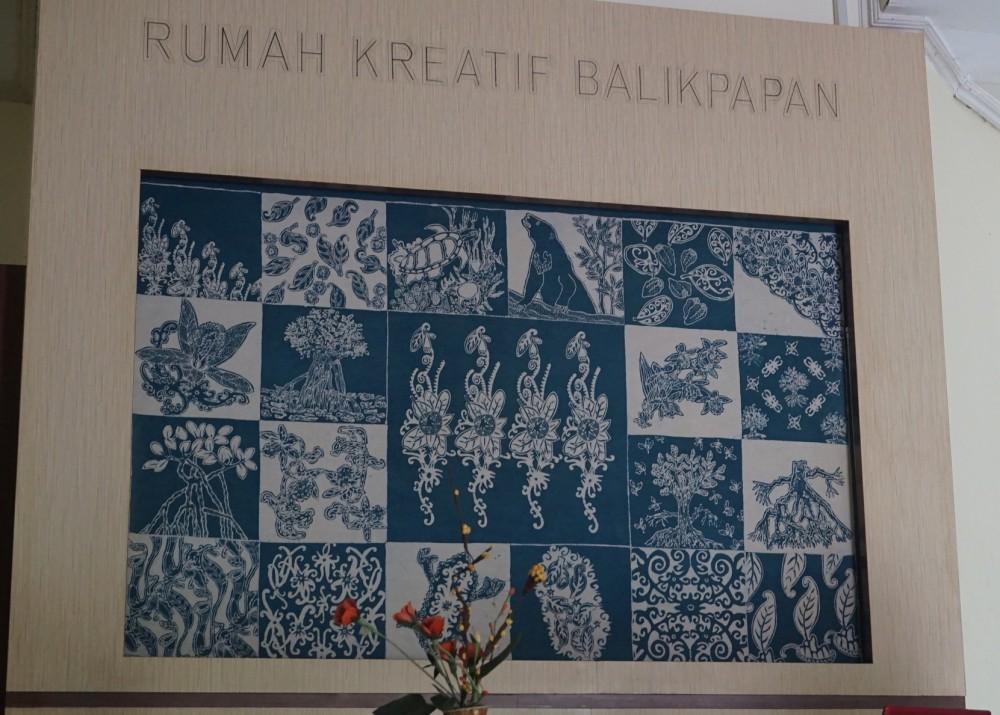 Motif Motif Batik Inovatif Dari Rumah Kreatif Balikpapan Good News