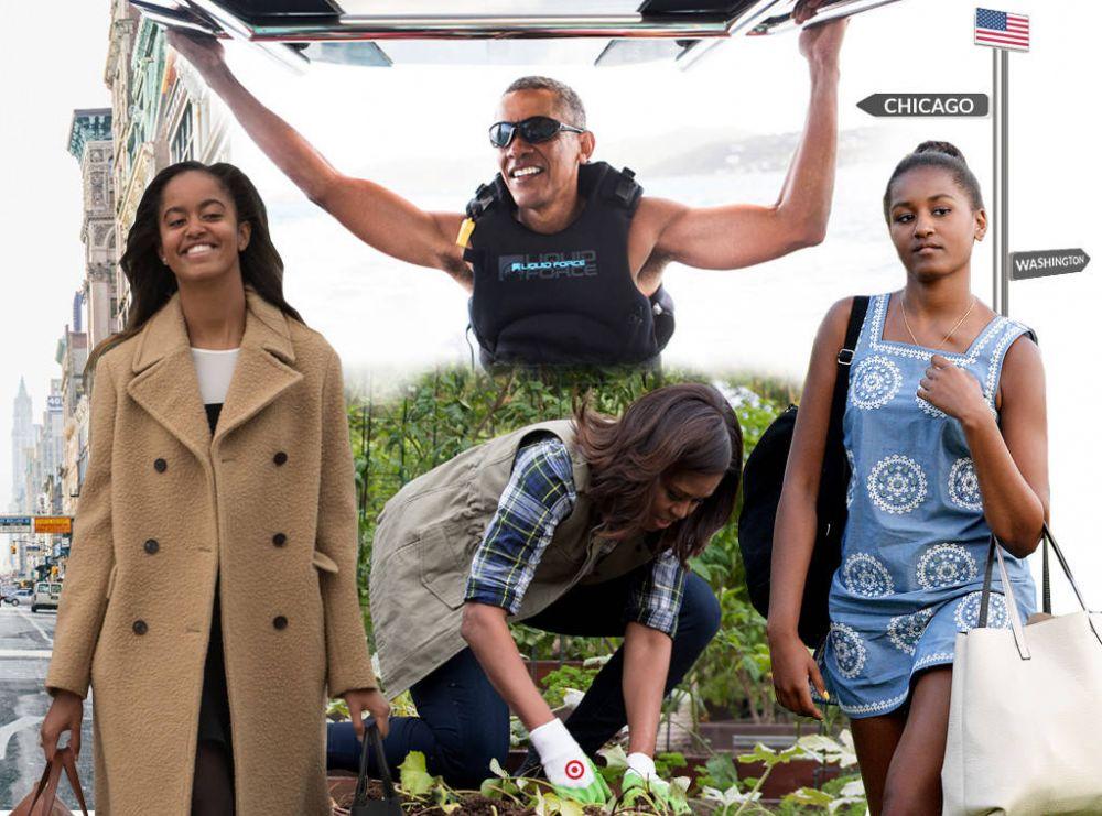 Pak Obama Pulang Kampung (Lagi), Nih!