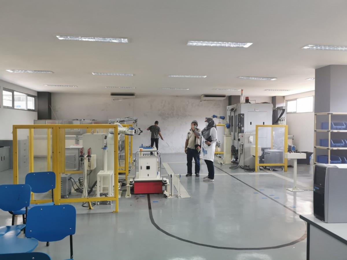 Gandeng Nokia dan Indosat, ITS Resmi Luncurkan 5G Experience Center Pertama di Indonesia