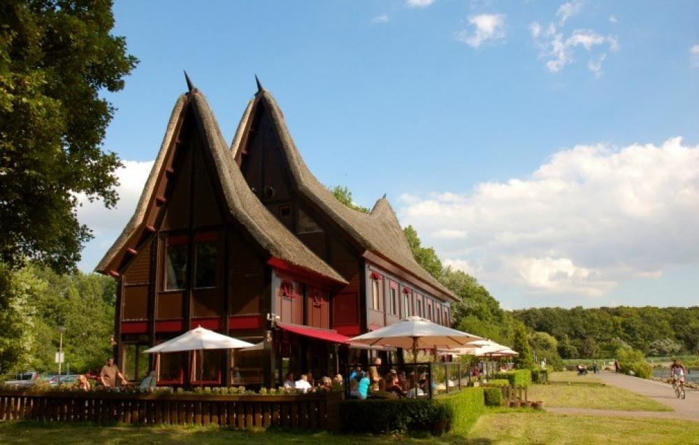 Rumah Adat Indonesia Di Jantung Eropa Good News From Indonesia