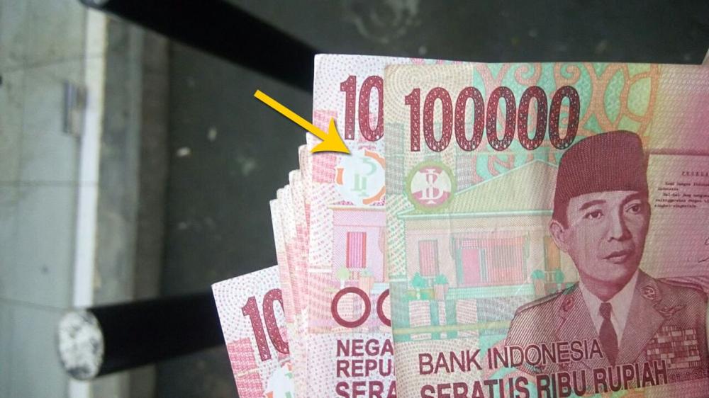Inilah Penjelasan Mengenai Logo Bank Indonesia di Rupiah Baru