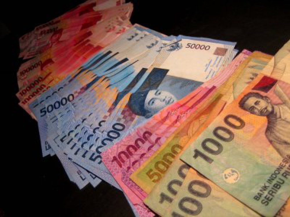 Rupiah Trades Near Strongest