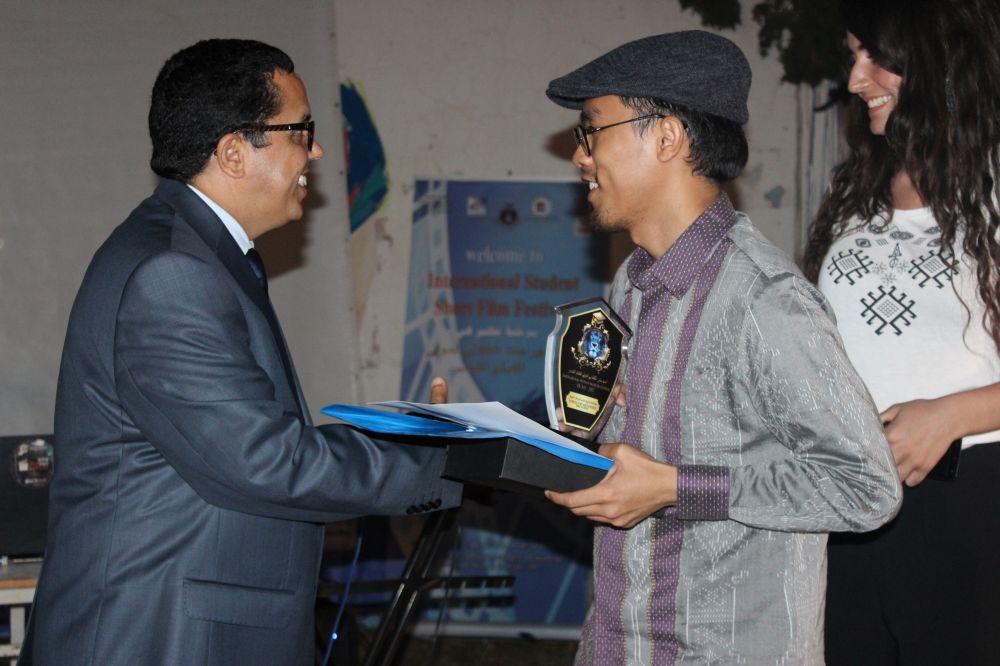 Indonesia Raih Film Pendek Terbaik Dalam Ajang International Student Short Film Festival di Tunisia