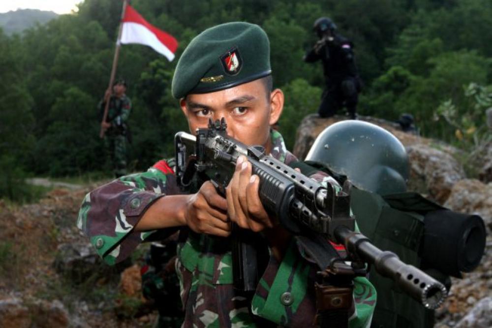 Saat Senjata Pindad Diburu Banyak Negara