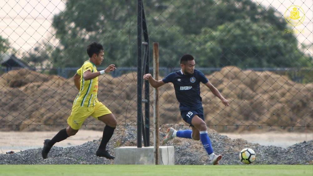 Saddil Ramdani, Debut dan Gol Perdana di Liga Malaysia