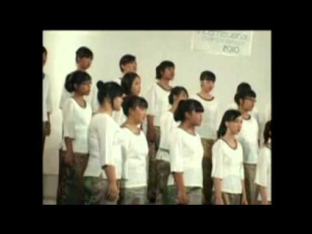 Saint Angela Choir di Jepang