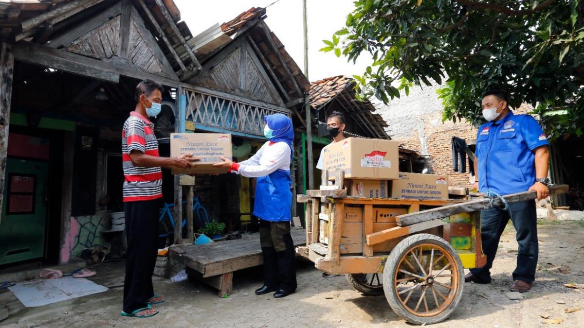 Semangat Saling Bantu Astra yang Menjangkau Desa-Desa di Pedalaman Indonesia
