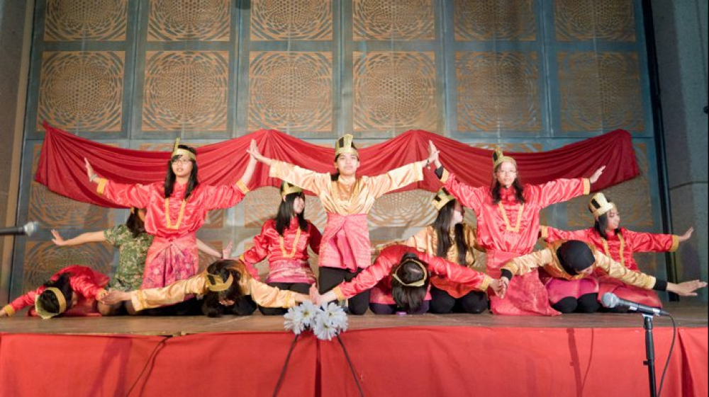 Saman Dance officially recognized by UNESCO