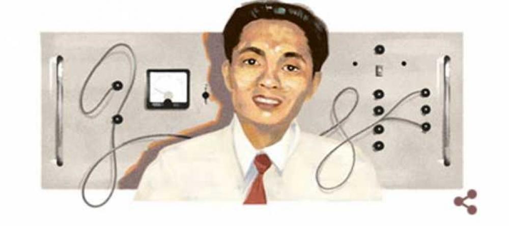 Hari ini, Google Mengenang Bapak Mikroelektronika Indonesia