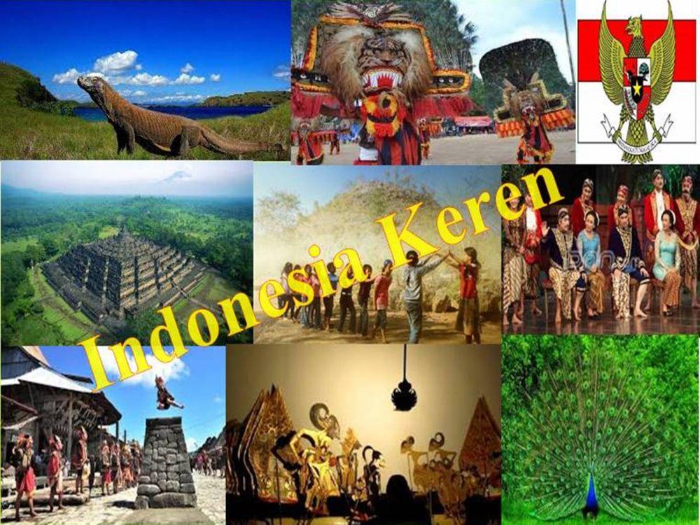 Dari A Sampai Z Indonesia Memang Keren
