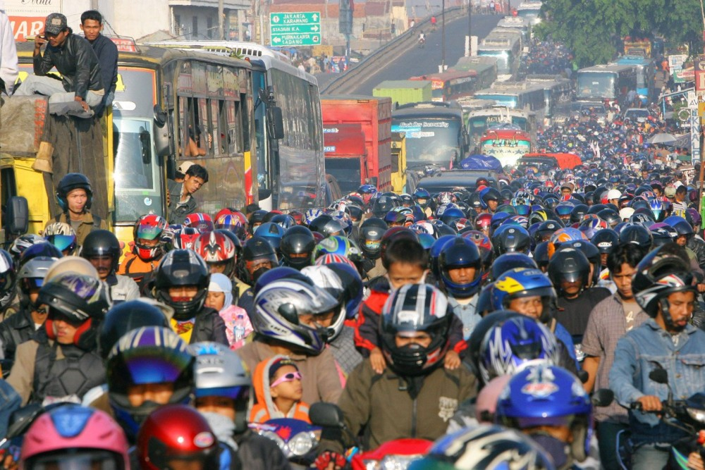 Ingin Menghindari Kecelakaan Lalu Lintas? Karya Mahasiswa Asal Surabaya Ini Bisa Membantu