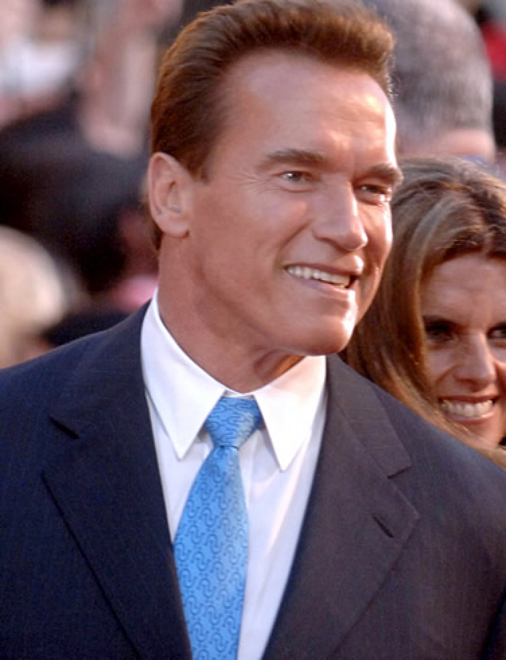Schwarzenegger to Visit Central Kalimantan