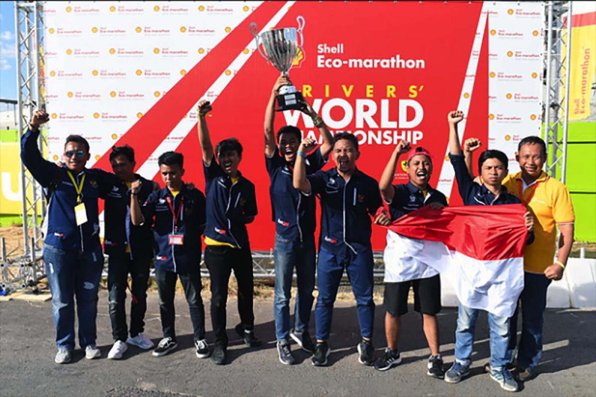 Catatan Gemilang Prestasi Indonesia di Ajang Shell Eco-marathon pada 10 Tahun Terakhir