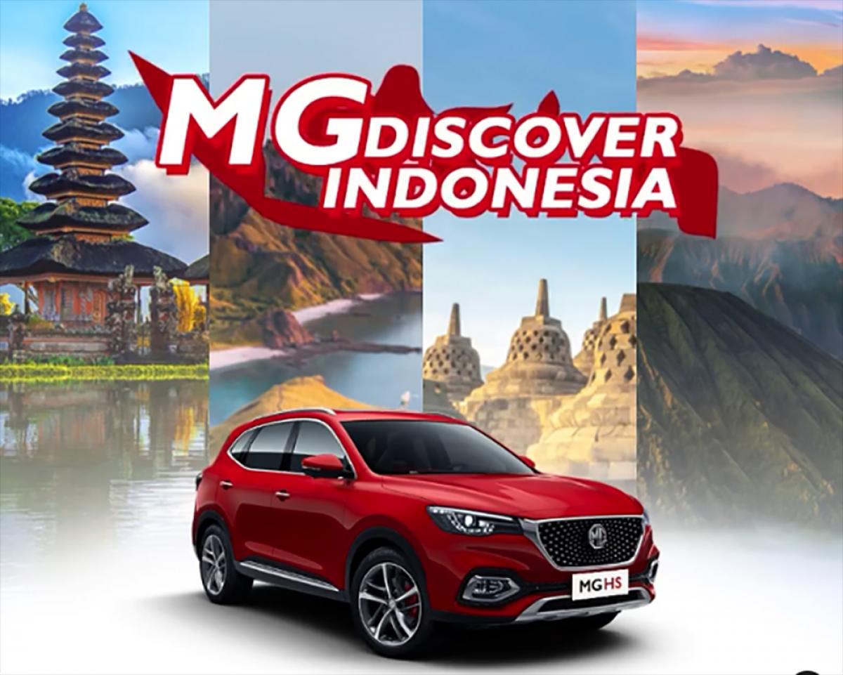 MG Discover Indonesia, Jelajah Keindahan Budaya Nusantara