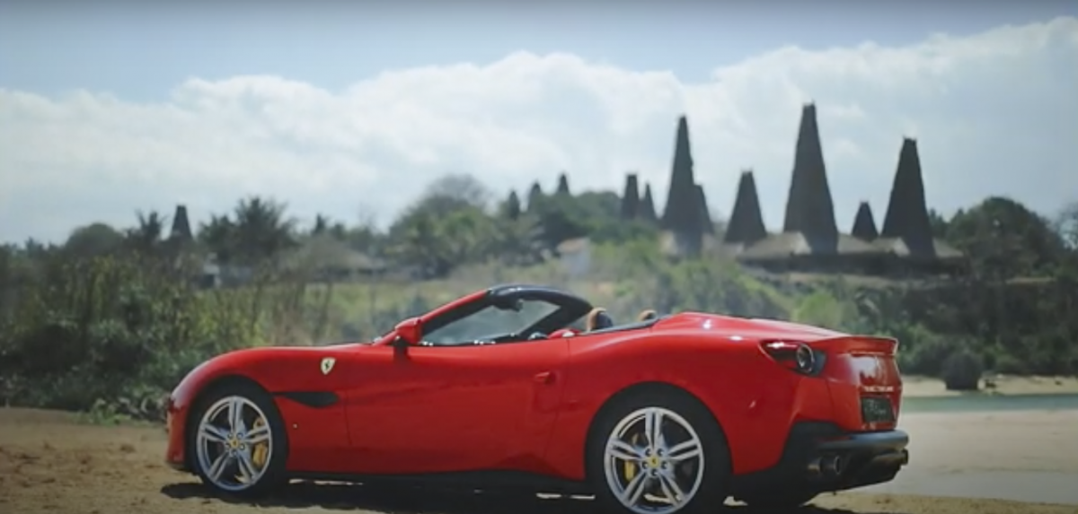 Sumba Memang Elok, Produsen Ferrari Saja Naksir