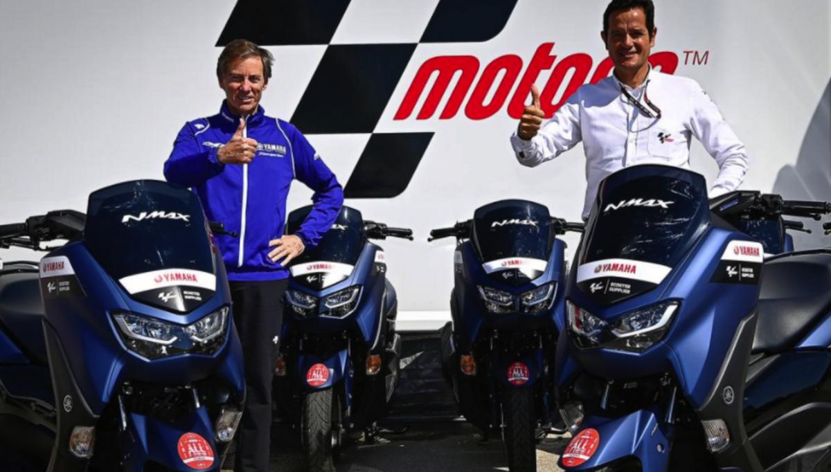 Motor Buatan Indonesia Resmi Jadi Motor Paddock MotoGP 2021