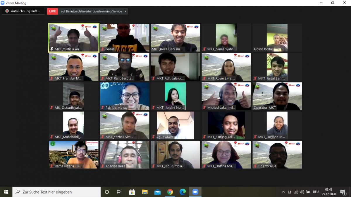 """PPIDK Amerop Adakan Webinar ke-2 """"Mayari ke Timur"""" dalam Pengabdian untuk Papua"""