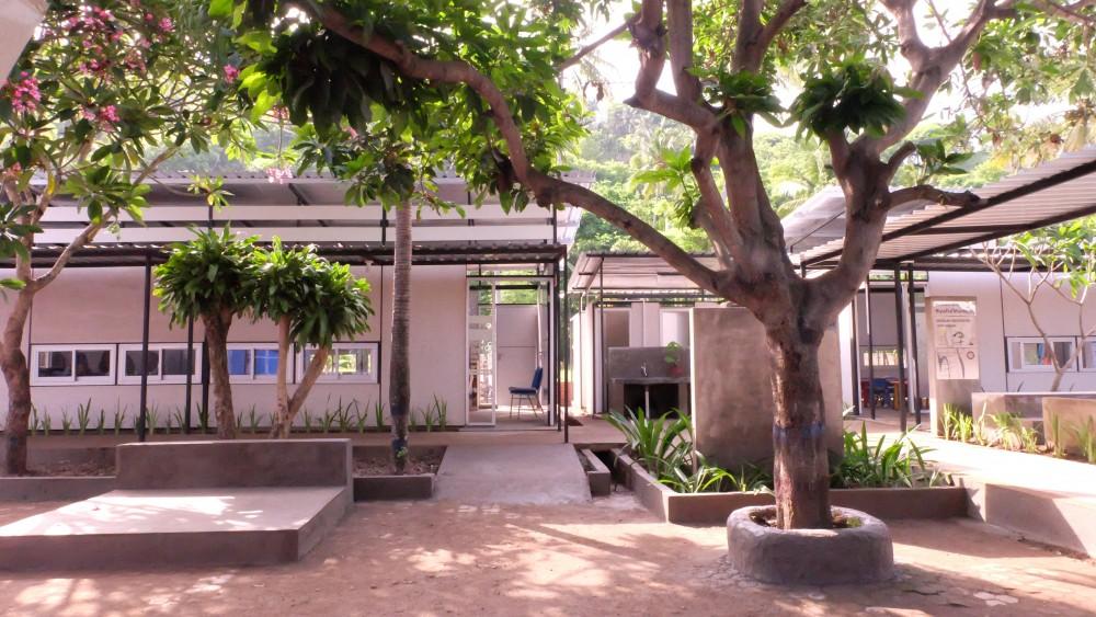 Sekolah Tanggap Bencana di Lombok. Seperti Apa?